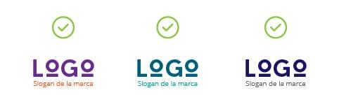 Recomendaciones para crear un Logotipo - COLOR