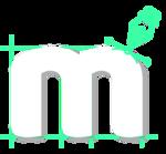 logo- marca- icono magnifico